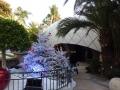 Vánoční výzdova v Monte Carlu